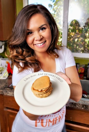 Pumpkin Pancakes-113