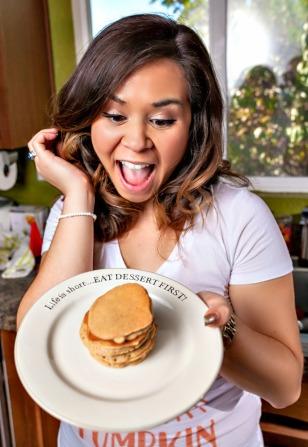 Pumpkin Pancakes-116