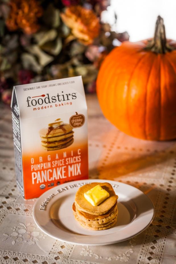 Pumpkin Pancakes-160